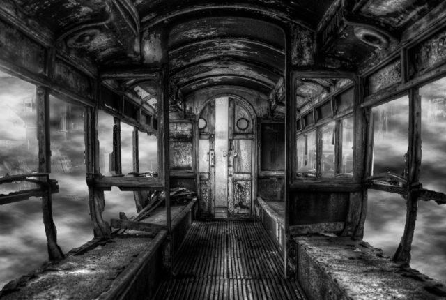幽霊電車 幽霊列車 鬼太郎